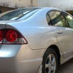 Honda Civic back side