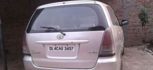 Toyota Innova Diesel used car in Moga Jitsingh, Moga, Punjab, India