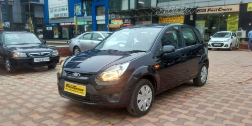2011 model Ford Figo Petrol used car in Delhi, India