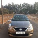 Nissan Sunny front