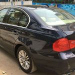 BMW 3 series back side