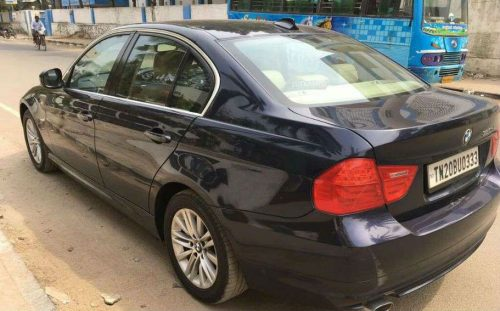 BMW 3 series 320d used car in Anna Nagar / Naduvakkarai, Chennai, Tamil Nadu, India