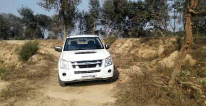 Isuzu MU7 used car for sale in Daliganj, Lucknow, Uttar Pradesh, India