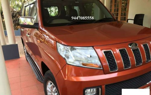 Mahindra TUV300 used car in Kalibarimb, Kochi, Ernakulam, Kerala, India