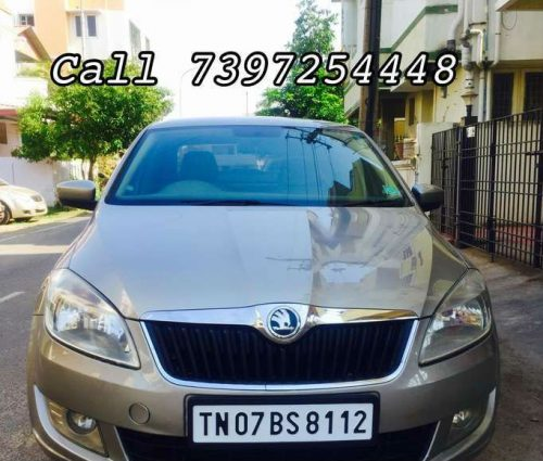 Skoda Rapid Diesel used car in T Nagar, Chennai, Tamil Nadu, India