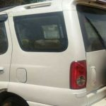 Tata Safari side