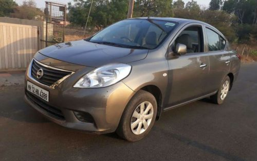 Nissan Sunny used car in Indira Nagar, Nashik, Maharashtra, India