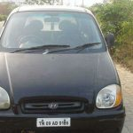 Santro Xing front