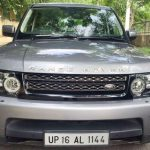 Land Rover Range Rover Sport front
