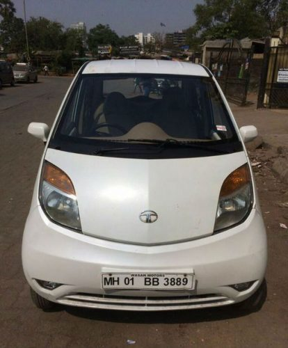 Tata Nano 2011 model used car for sale in Mumbai