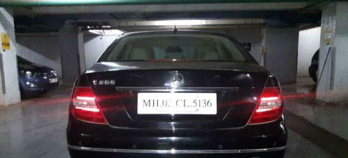 Mercedes Benz C Class used car in Bandra, Mumbai, Maharashtra, India