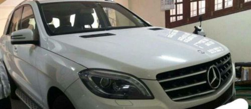 Mercedes Benz M Class used car in JP Nagar, Bangalore, Karnataka, India