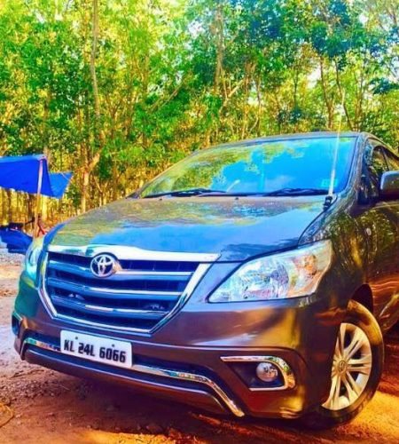 Toyota Innova used car for sale in Ayathil, Kollam, Kerala, India