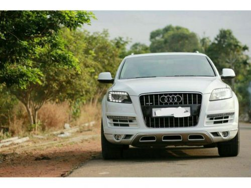 Audi Q7 used car in Malappuram, Kerala, India