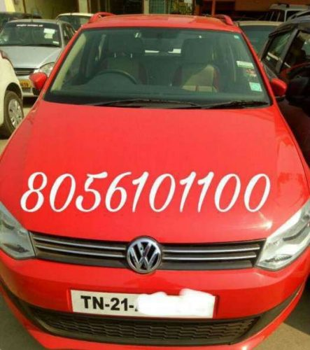 Volkswagen Polo used car in Korattur, Chennai, Tiruvallur, Tamil Nadu, India