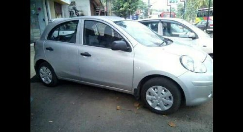 Nissan Micra used car in Kumaranalloor, Kottayam, Kerala, India