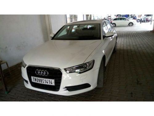 Audi A6 used car in Ambattur, Chennai, Tamil Nadu, India