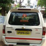 Chevrolet Tavera used car in Madhura Nagar, Vijayawada, Andhra Pradesh, India - Image 1
