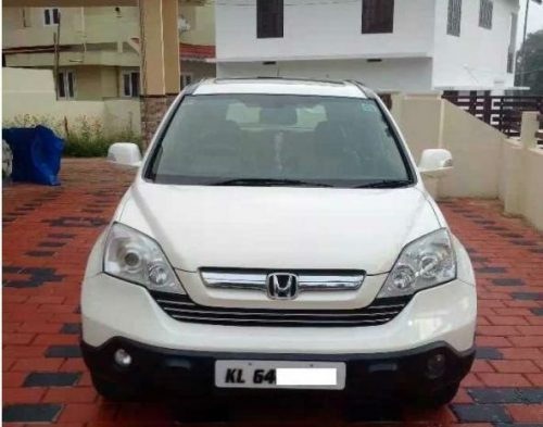 Honda CR-V used car in Wayanad, Kerala, India