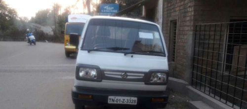 Maruti Suzuki Omni used car in Mogappair, Chennai, Tiruvallur, Tamil Nadu, India