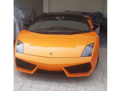 Lamborghini Gallardo secondhand car for sale in Delhi, India