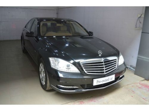 Mercedes Benz S Class used car in Ambattur, Chennai, Tiruvallur, Tamil Nadu, India