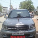 Tata Safari front