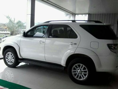 Toyota Fortuner used car in Thrissur, Kerala, India