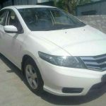 honda city front side