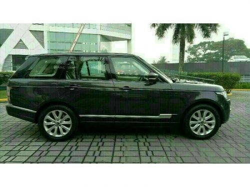 Land Rover Range Rover Vogue used car in Kochi, Ernakulam, Kerala, India