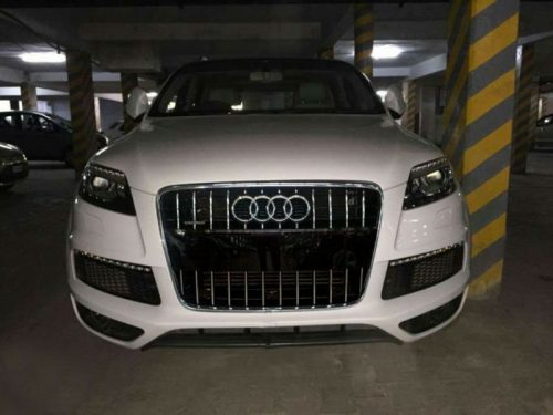 Audi Q7 used car for sale in Kottayam, Kerala, India
