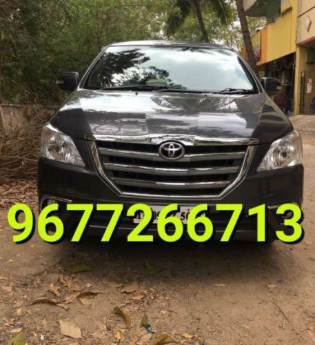 Toyota Innova used car in Ashok Nagar, Chennai, Tamil Nadu, India