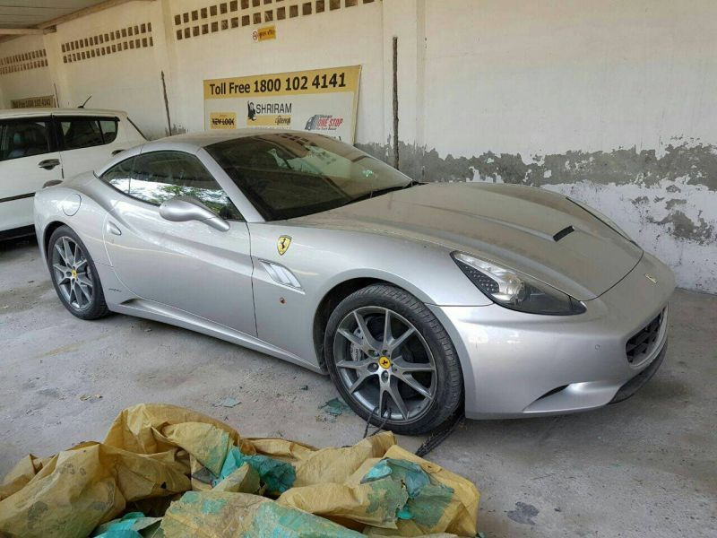 ferrari california used car for sale in kolkata west bengal india. Black Bedroom Furniture Sets. Home Design Ideas
