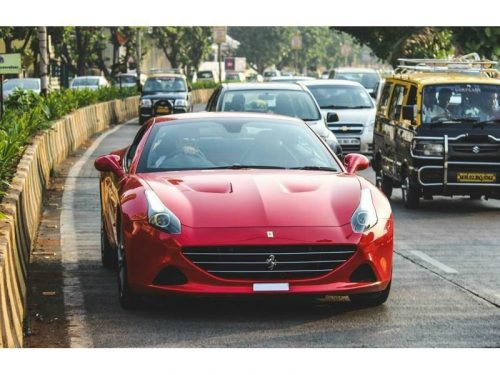 Ferrari California used car for sale in Mumbai, Maharashtra, India