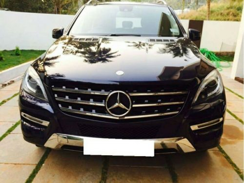Mercedes Benz M Class used car in Malappuram, Kerala, India