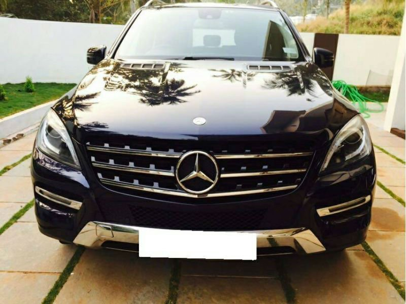 Mercedes benz m class used car in malappuram kerala for Mercedes benz used vehicles
