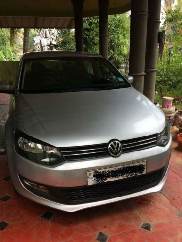 Volkswagen Polo used car for sale in Alappuzha, Kerala, India