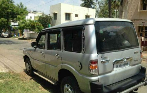 Mahindra Scorpio Used Car In Ganapathy Coimbatore Tamil Nadu India Carsused In