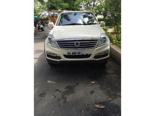 Ssangyong Rexton used car in Kasaragod, Kerala, India