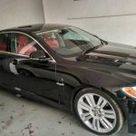 jaguar side view - used car in Aluva
