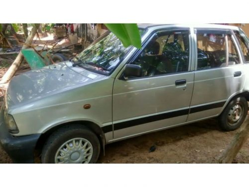 Maruti Suzuki 800 used car in Malappuram, Kerala, India
