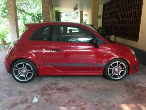 Fiat Abarth 595 used car in Aluva, Ernakulam, Kerala, India