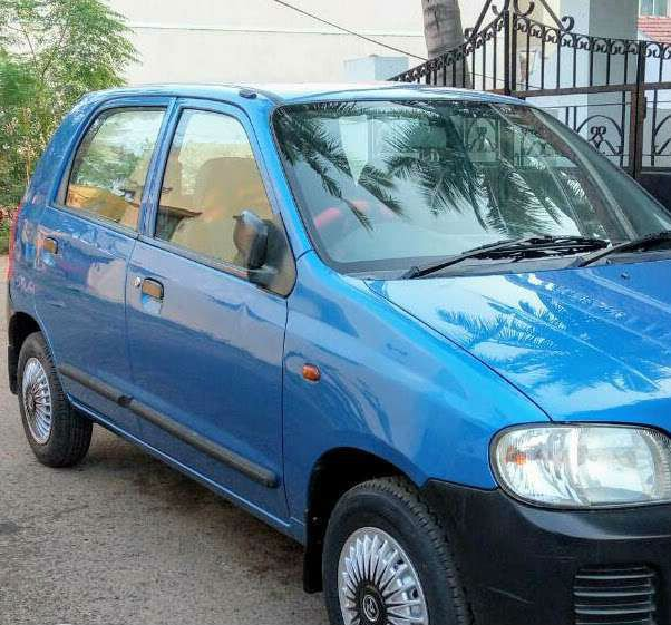 Maruti Suzuki Alto Used Car In Edayapalayam Coimbatore Tamil Nadu Carsused In