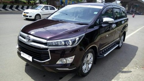 Used Toyota Innova Crysta 2.8 Z AT 2016 model car in V.O. Chidambaranar Port Trust, Thoothukudi, Tamilnadu